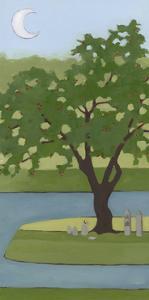 Cherry Tree, Summer, 2013 by Megan Moore