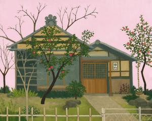 Tokyo House, 2011 by Megan Moore