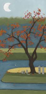 Winter Tree, Autumn, 2013 by Megan Moore