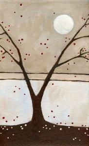 Winter Tree (Lake Calhoun), 2002 by Megan Moore