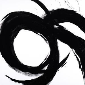 Circular Strokes II by Megan Morris