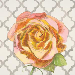 Blossom of Lush Pink 2 by Megan Swartz