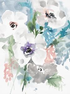 Bright Bouquet 1 by Megan Swartz
