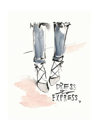 Dress to Express by Megan Swartz