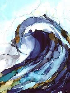 Liquid Wave 1 by Megan Swartz