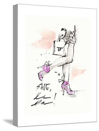 Shoes La La by Megan Swartz
