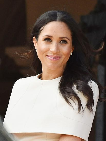 Meghan, Duchess of Sussex in Chester, England-Associated Newspapers-Photo