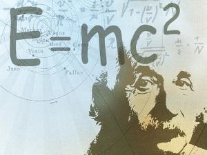 Albert Einstein by Mehau Kulyk