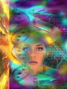 Genetic Code by Mehau Kulyk