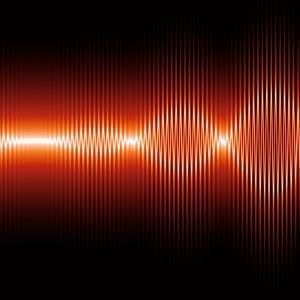 Sound Waves, Artwork by Mehau Kulyk