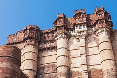 Mehrangarh Fort, Jodhpur-saiko3p-Photographic Print