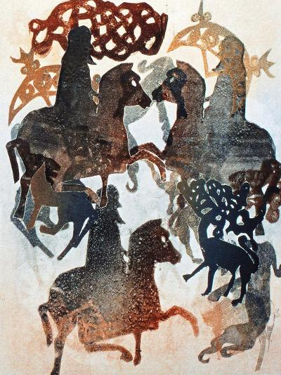 Meigle 11, 2000-Gloria Wallington-Giclee Print