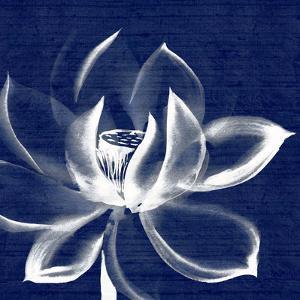 Lotus Shibori by Meili Van Andel