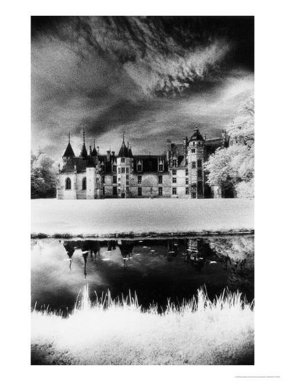 Meillant Chateau, Loire Valley, France-Simon Marsden-Giclee Print