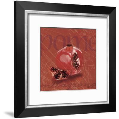 Melagrana-Tandi Venter-Framed Giclee Print