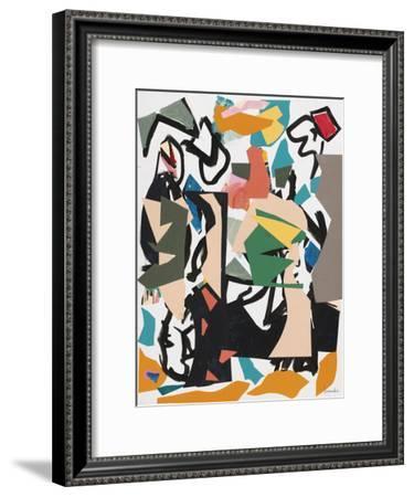 Melange-Melissa Wenke-Framed Giclee Print