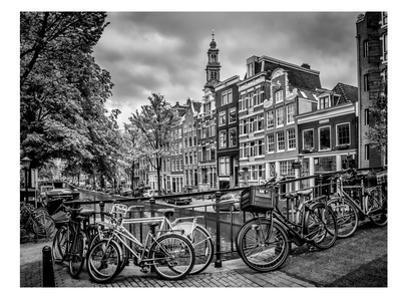 Amsterdam Flower Canal