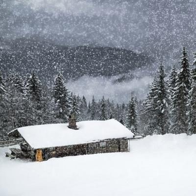 Bavarian Winter'S Tale II by Melanie Viola