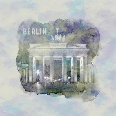 Berlin Brandenburg Gate by Melanie Viola