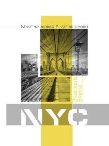 Brooklyn Bridge by Melanie Viola