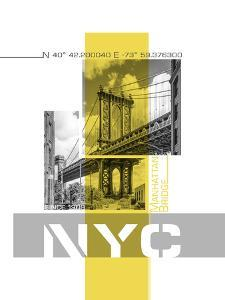 Manhattan Bridge by Melanie Viola