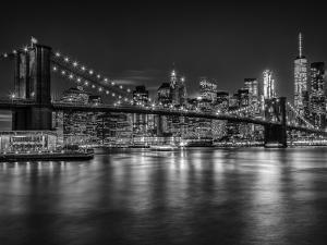 New York City Nightly Impressions by Melanie Viola