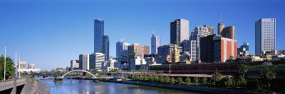 Melbourne Australia--Photographic Print