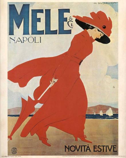 Mele II, Notive Estive--Art Print