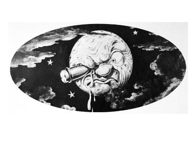 Melies: Backdrop, 1902--Giclee Print