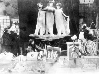 Melies Film, 1907--Giclee Print