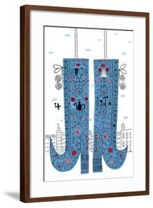 Fancy Boots by Melinda Beck