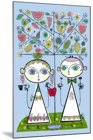 Forbidden Fruit by Melinda Beck
