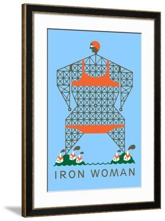 Iron Woman by Melinda Beck