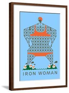 Iron Woman by Melinda Beck