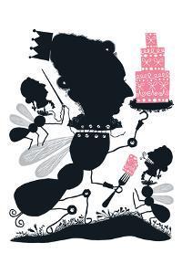 Let Them Eat Cake by Melinda Beck