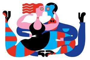 Tango by Melinda Beck