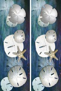 2-Up Sanddollars by Melinda Bradshaw