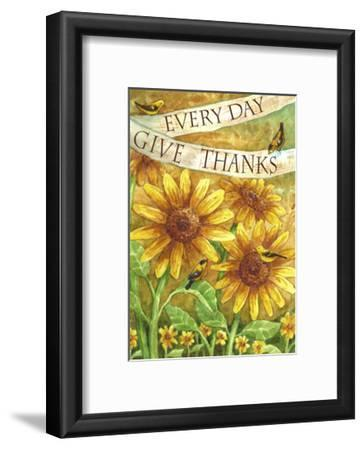 Sunflower Give Thanks Everyday
