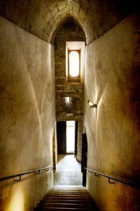 Vintage Photo of Ancient Castle Interior by melis