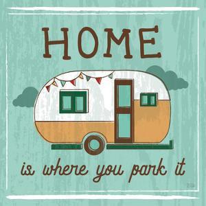 Comfy Camping VI by Melissa Averinos