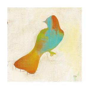 Flight Patterns Bird IV by Melissa Averinos