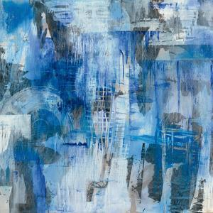 Industrial Blue by Melissa Averinos