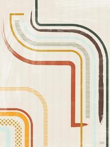 Lingering Lines I by Melissa Averinos