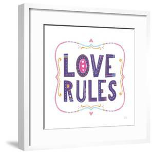 Love Rules by Melissa Averinos