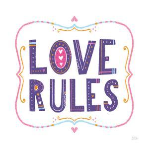 Love Rules by Melissa Averinos