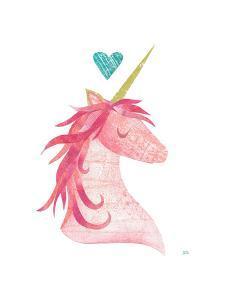 Unicorn Magic I Heart by Melissa Averinos