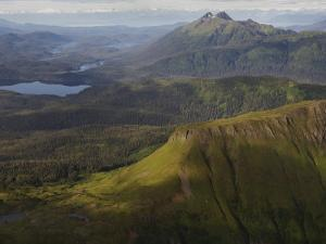 Admiralty Island in the Tongass National Forest by Melissa Farlow