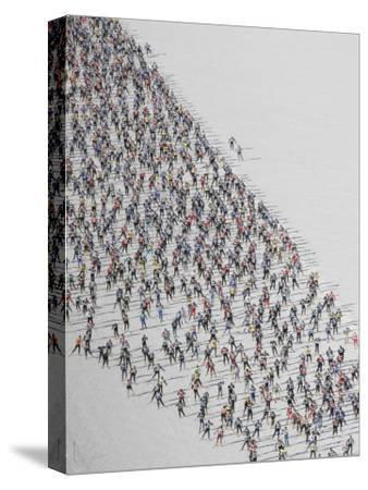 Cross Country Ski Marathon, St. Moritz, Switzerland