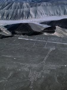 Mysterious Nazca Lines Form Animal and Geometric Figures by Melissa Farlow