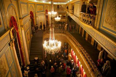 The Opera House Premiered in 1922, Claiming to Be the World's Fifth Largest